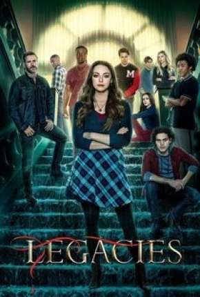 Legacies - 3ª Temporada Download