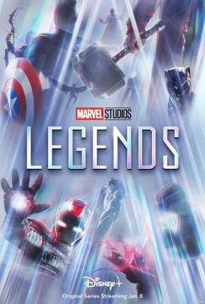 Lendas da Marvel - 1ª Temporada Legendada Download