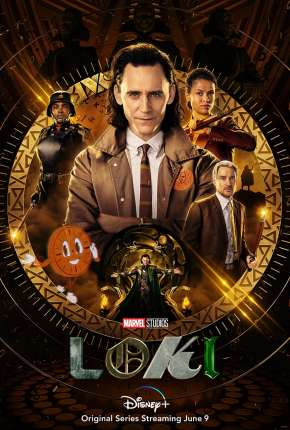 Loki - 1ª Temporada Completa Download