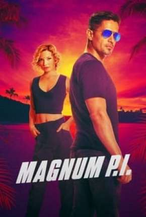 Magnum P.I. - 4ª Temporada Legendada Download