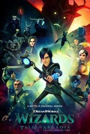 Magos - Contos da Arcadia - 1ª Temporada Completa Download