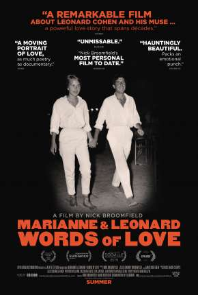 Marianne e Leonard - Palavras de Amor Download