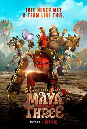 Maya e os 3 Guerreiros - Legendado Download
