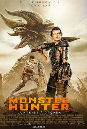 Monster Hunter - CAM - Legendado Download