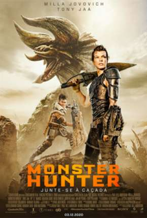 Monster Hunter - Legendado Download