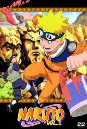 Naruto - 3ª Temporada Download