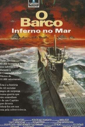 O Barco - Inferno no Mar Download