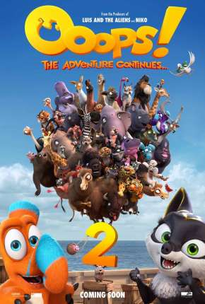 Ooops! The Adventure Continues - CAM - Legendado Download
