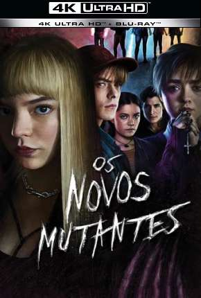 Os Novos Mutantes - 4K Download