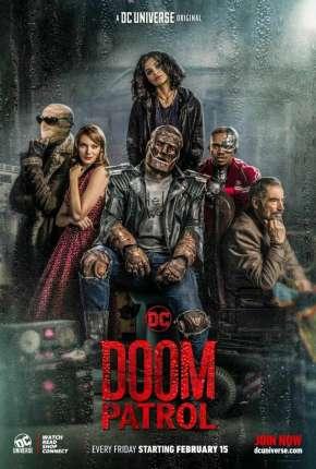 Patrulha do Destino - Doom Patrol 3ª Temporada Download