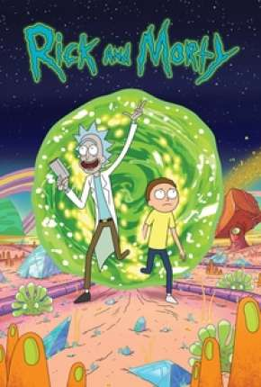 Rick and Morty - 4ª Temporada Completa Download