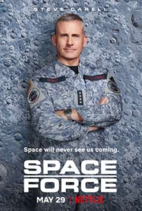 Space Force - 1ª Temporada Completa Download