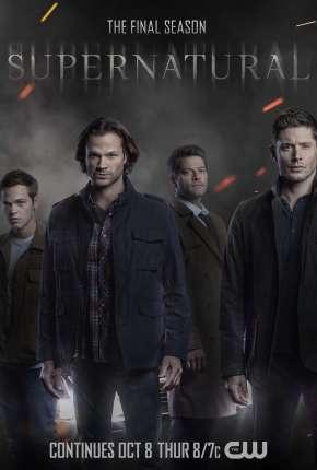 Supernatural - Sobrenatural 15ª Temporada Completa Download