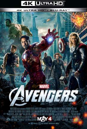 The Avengers - Os Vingadores - 4K Download