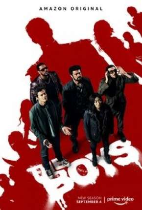 The Boys - Os Rapazes - 2ª Temporada Download