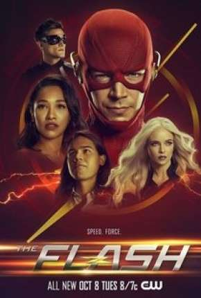 The Flash - 6ª Temporada Completa Download