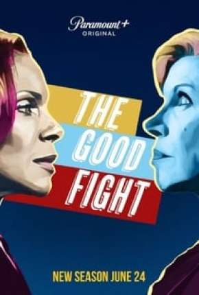 The Good Fight - 5ª Temporada Legendada Download