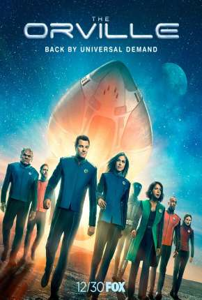 The Orville - 2ª Temporada Download