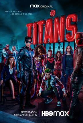 Titãs - 3ª Temporada Legendada Download