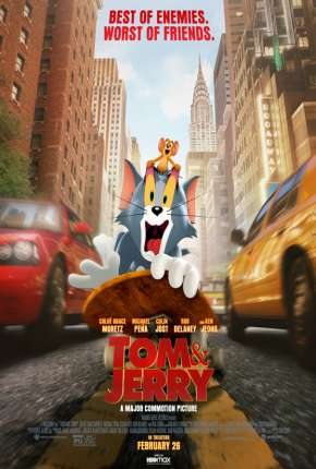 Tom e Jerry - O Filme - CAM Download