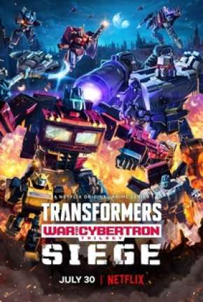 Transformers - War For Cybertron Trilogy - 1ª Temporada Completa Download