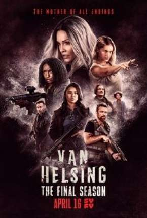 Van Helsing - 5ª Temporada Completa Legendada Download