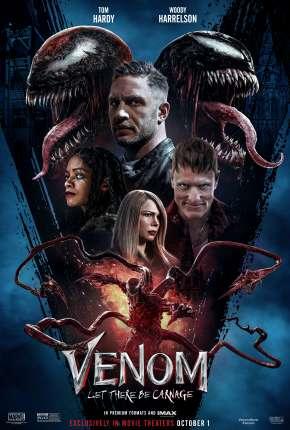 Venom - Tempo de Carnificina - CAM - Legendado Download
