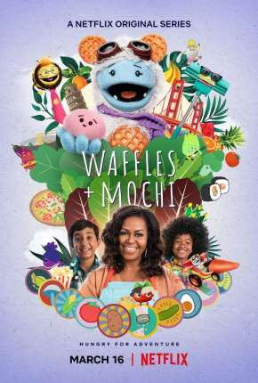 Waffles + Mochi - 1ª Temporada Completa Download