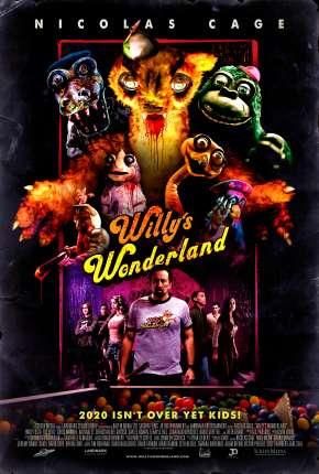 Willys Wonderland - Parque Maldito Download